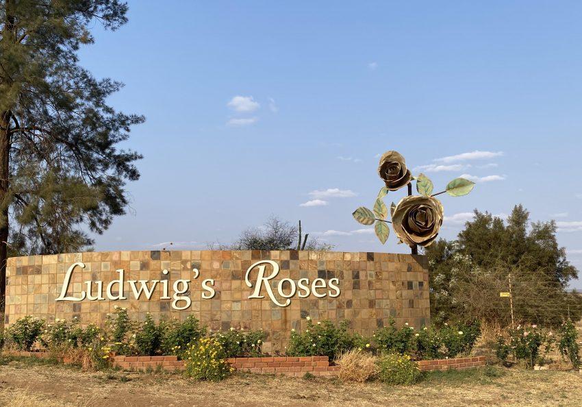 Ludwig Roses Farm With Explogrow Microbial Bio Fertiliser